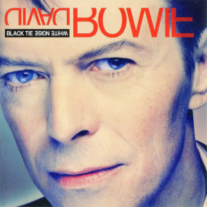 Frontal de Black Tie White Noise (10th Anniversary) - David Bowie