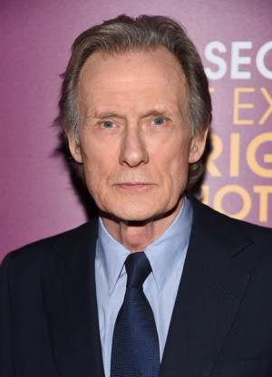 Bill Nighy Actor Bill Nighy attends quot The Second Best Exotic ...