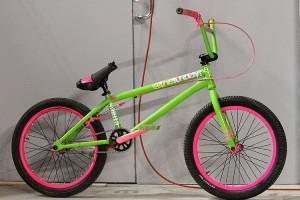 Sunday Bikes Aaron Ross Watermelon