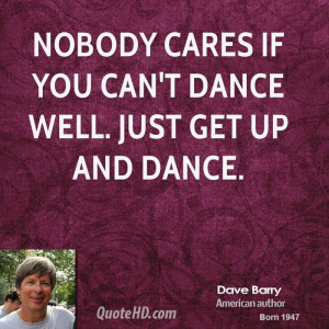 gene barry quote