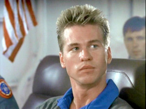 in top gun titles top gun names val kilmer characters lt tom iceman ...