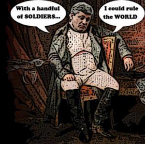 Stephen Harper and the Napoleon Complex