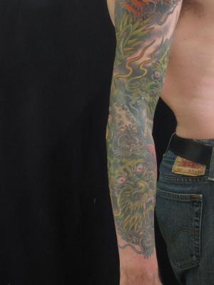 Troy Denning Tattoo Lilz