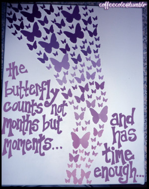 Butterfly Quotes Tumblr