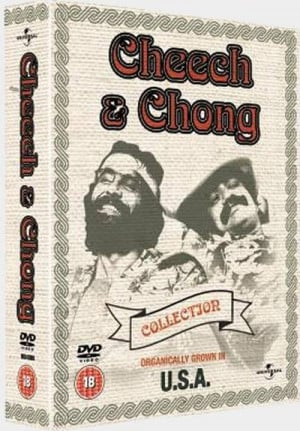 Cheech and Chong UK DVD R2