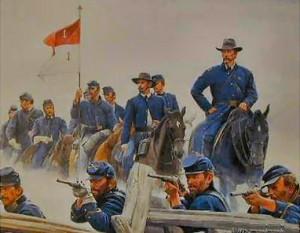 John Buford, Jr. (March 4, 1826 – December 16, 1863) was a Union ...