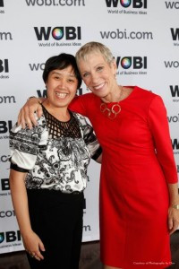 Barbara Corcoran and Caroline