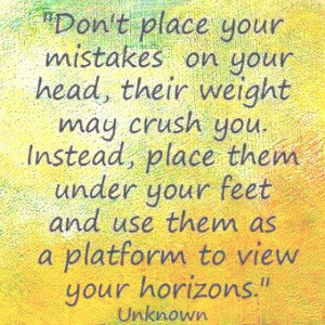 Every road has bumps.....use them as wise stepping stones.