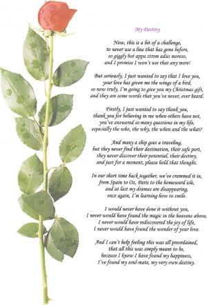 destiny quotes – funny anniversary quotes love poems quotepatycom ...