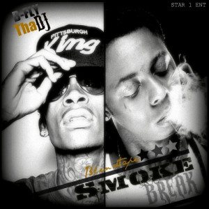 Music: Lil Wayne & Wiz Khalifa - Smoke Break Mixtape