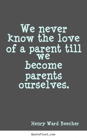 Being a Good Parent!
