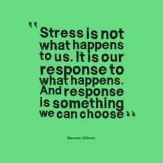 stress is not more positive quotes inspiration happy quotes stress ...