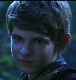 Robbie Kay in Once Upon a Time as Peter Pan