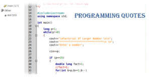 Funny Programming...