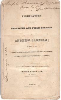 Andrew Jackson Indian Removal Act Quotes Andrew jackson, 1828 (glc)