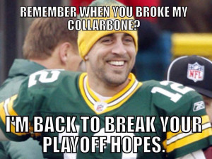 Remember, remember, the 4th of November. Die Packers bei den Bears als ...