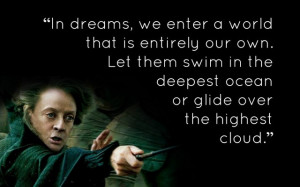 Harry Potter Quotes Inspirational Poster