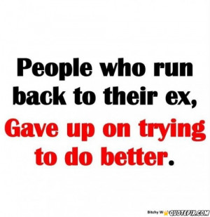 ex love quotes quotesgram