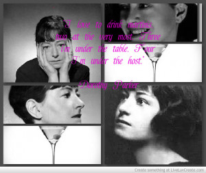 Dorothy Parker Famous Quotes