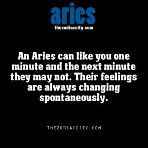 zodiaccity:Zodiac Aries facts.