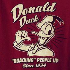need this donald duck shirt more disney stuff donald o connor disney ...