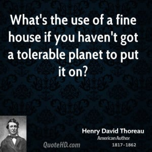 henry david thoreau nature essay