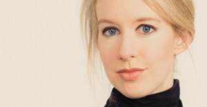 Elizabeth Holmes is the CEO of Theranos, a health technology company ...
