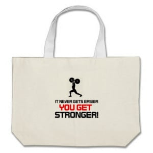 Funny Gym quote design Tote Bag