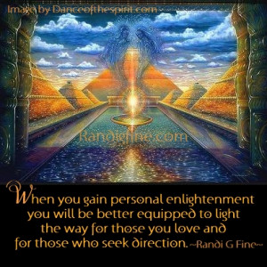 Spiritual Enlightenment Quote
