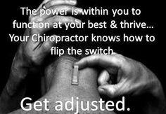 ... is already within you #chiropractic #wellness Mississauga Chiropractor
