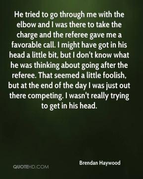 Elbow Quotes