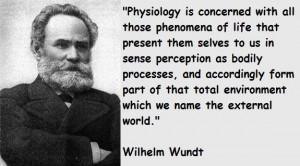 Wilhelm wundt famous quotes 4