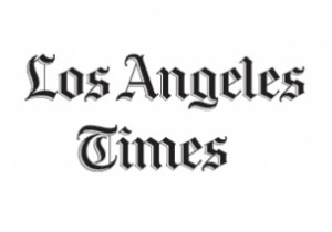 The Los Angeles Times reports that some small towns had a shortage of ...