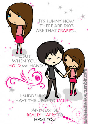 cute love quote hey everyone cute anime quotes tumblr cute anime ...