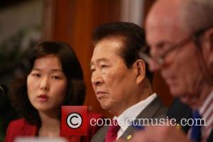 Picture Dr Kim Dae Jung former President Washington DC USA