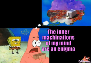 Patrick's Mind