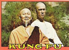 Kung Fu trading Card (Sean Castor) Tags: david grasshopper carradine ...