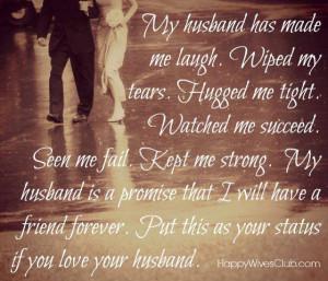 My Husband Has…