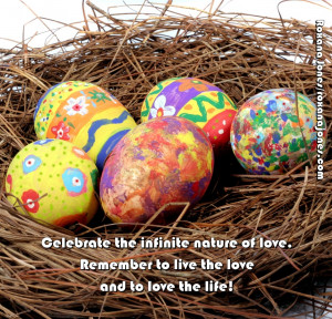 Easter by Roxana Jones #quote #inspirationalpicture