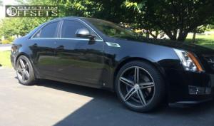 Custom Wheels for 2008 Cadillac CTS