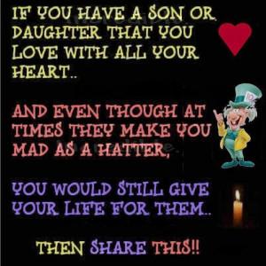 Via My Love Quotes