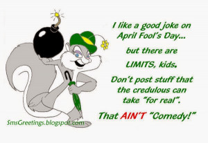 April Fool Funny Quotes For Whatsapp & Facebook