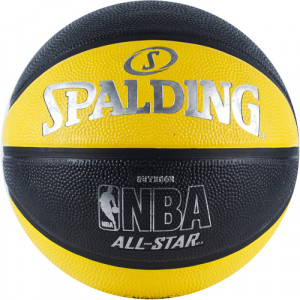 These are the wnba all star pro basketball spalding Pictures
