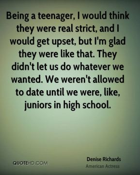 Being A Teenager Quotes