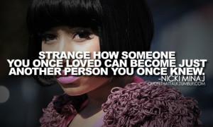 broken, inspirational, life, love, nicki minaj, person, pink, quotes ...