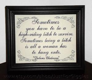 ... Dolores Claiborne quote