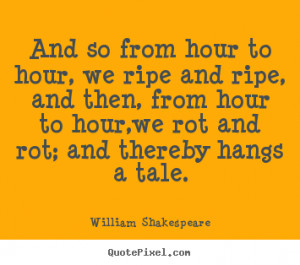 Shakespeare Quotes On Life Famous Quotes