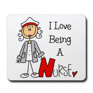 funny nurse quotes | images of cute funny nursing quotes mousepad ...