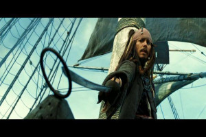 Johnny Depp Pirates of the Caribbean: Dead Man's Chest