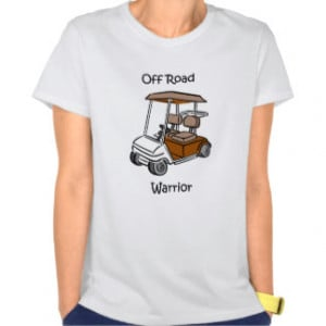 Women's Funny Golf Sayings Clothing & Apparel